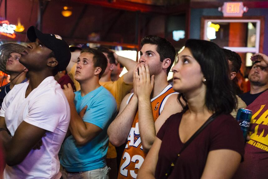 La realidad es que Cleveland está más cerca que nunca de un campeonato s...