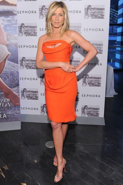 Mucho se ha rumorado que la actriz Jennifer Aniston ya está preparando t...
