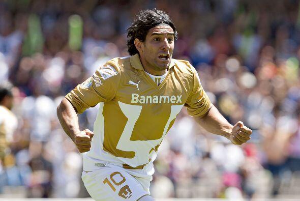 Martín Bravo fue el motor en estos inconsistentes Pumas, que cierran el...