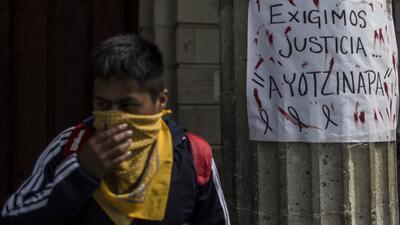 Marchas de protesta en Chilpancingo, Guerrero