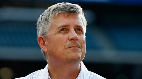 Jeff Lunhow es el gerente general de los Astros desde 2011.
