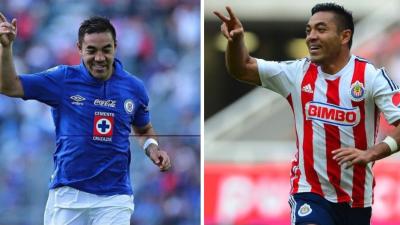 Marco Fabián con el corazón dividido, dice quién es su favorito en el duelo Cruz Azul-Chivas