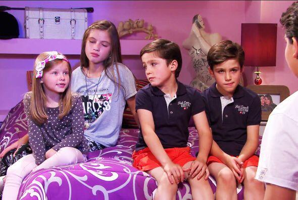 Luz, Guille, Alex, Alicia, Sebastián y Fanny harán de las...