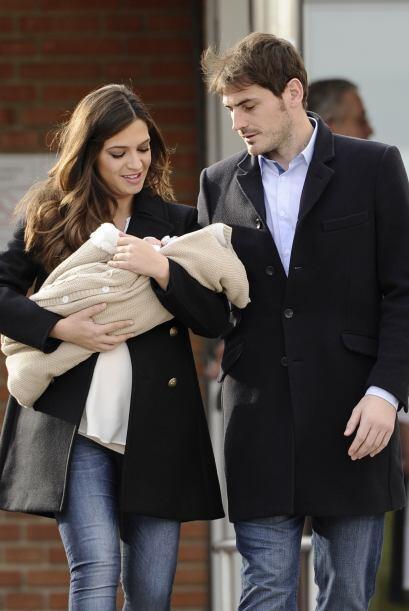 Ambos lucieron muy emocionados desde el anuncio del embarazo.