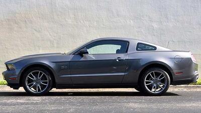 El Ford Mustang GT que probamos tenía etiqueta de  $32,980.