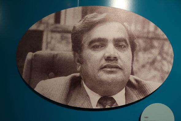 1997- Fallece Aníbal Nieves la mañana del 23 de abril de 1997.