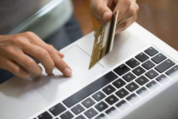 Compra en línea. La red de comercios virtuales suele ofrecer atractivos...