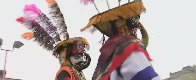 Pilsen disfruta del Chinelo Fest, una muestra cultural mexicana