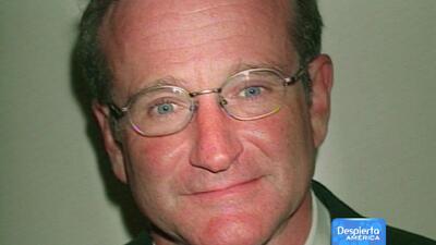 La muerte de Robin Williams sacudió al mundo del entretenimiento