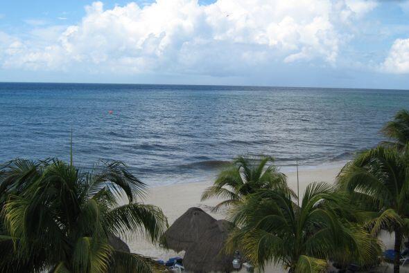 El territorio denominado como Riviera Maya se localiza en el Sureste de...