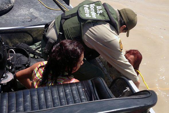La CBP colocará carteles en esos países y difundirá 6,500 anuncios de ra...