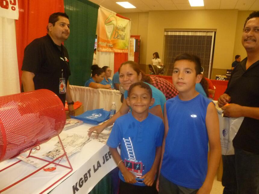 Feria de Salud y Ciudadanía en Fiestas Patrias P1040471.JPG