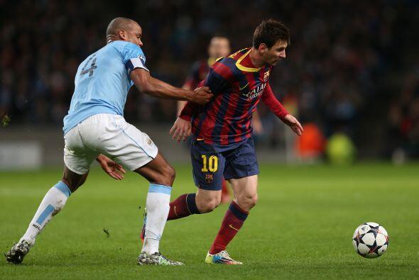 Messi tuvo destellos de su brillantez y resolvió el partido en una jugad...