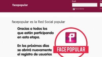 Facepopular: Facebook al estilo bolivariano.