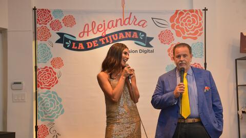 Alejandra Espinoza - Presentadora de La Banda - Reality Show | La Banda...