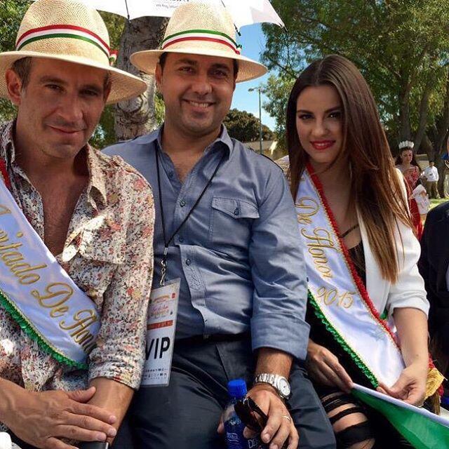 Maite y Arath festejan a los mexicanos