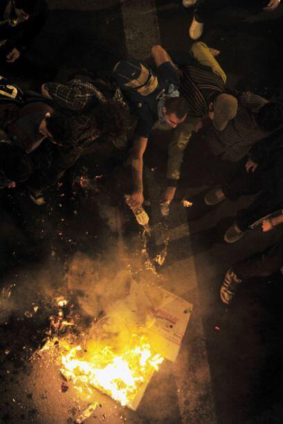 Una protesta nacional contra HidroAysén fue llamada para el 21 de mayo,...