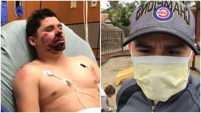 """""""No estoy preparado"""": la razón por la que Larry Hernández no se toma 'selfies' y usa tapabocas"""