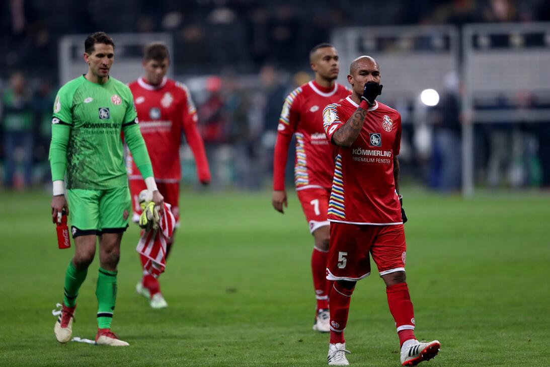 El siguiente partido de Eintracht será este sábado ante el Colonia, mien...