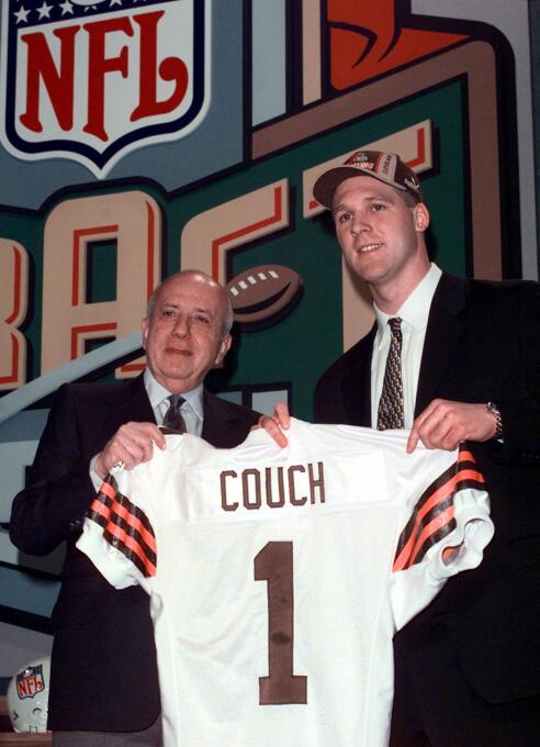 ¿Cómo les fue a los 1a. selección global del Draft en su primer año NFL?