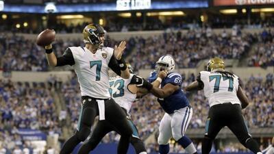 2 temporadas más en Jacksonville (AP-NFL).