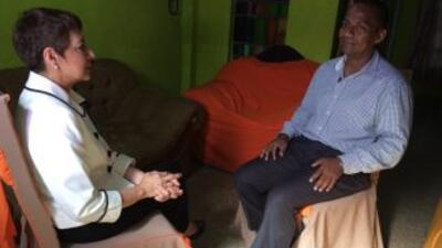 Roberto Carlos Quintero en entrevista con María Antonieta Collins