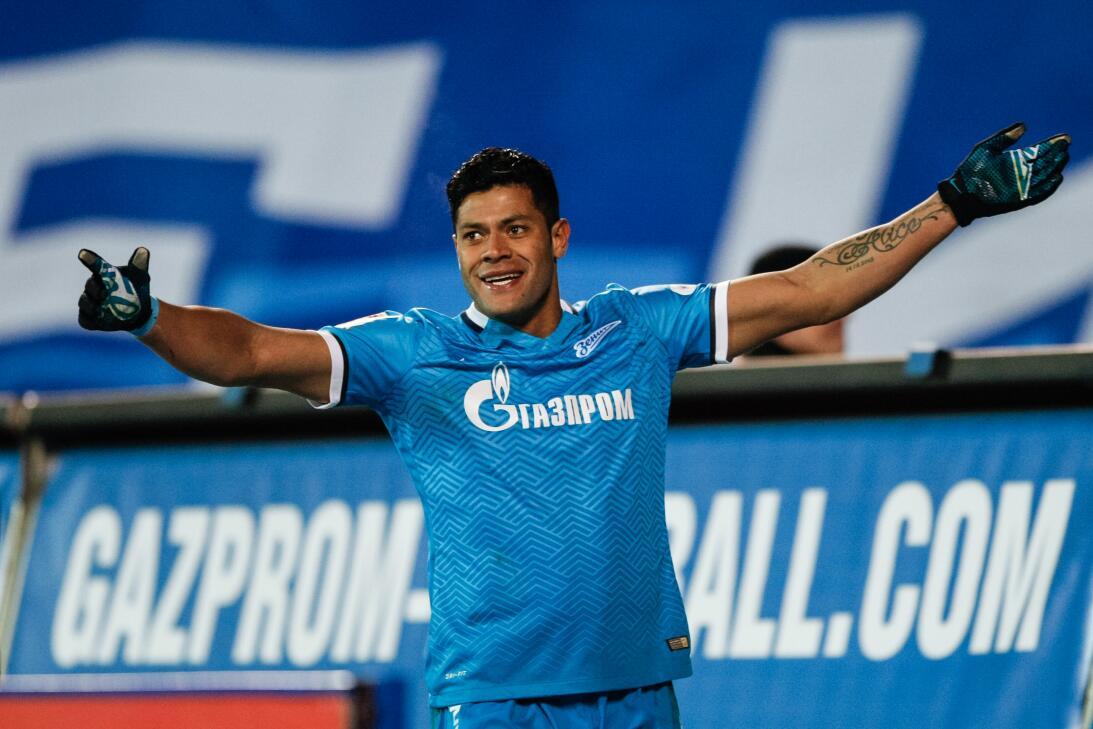 Futbolistas 'fuera de serie' por su presencia física GettyImages-5189199...