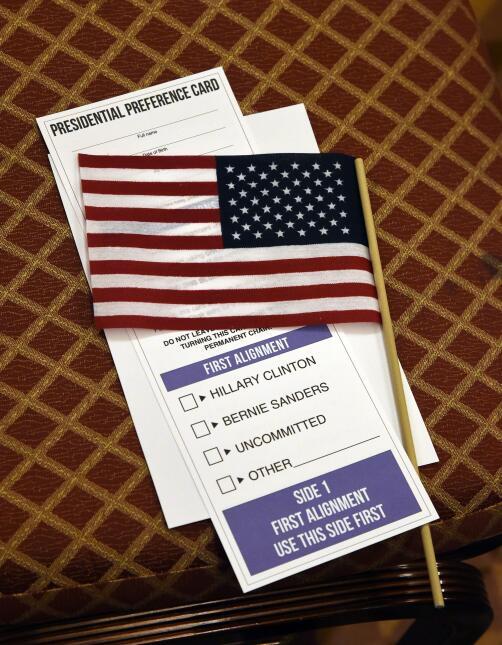 Las elecciones de Nevada y Carolina del Sur en imágenes  GettyImages-511...