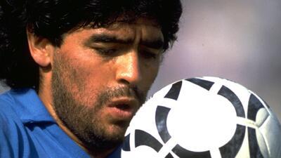 Los 10 mejores | Diego Maradona, tan solo dos goles y cero títulos de Champions League