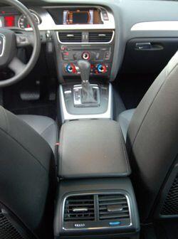 El espacio interior es comparable al de un crossover compacto.