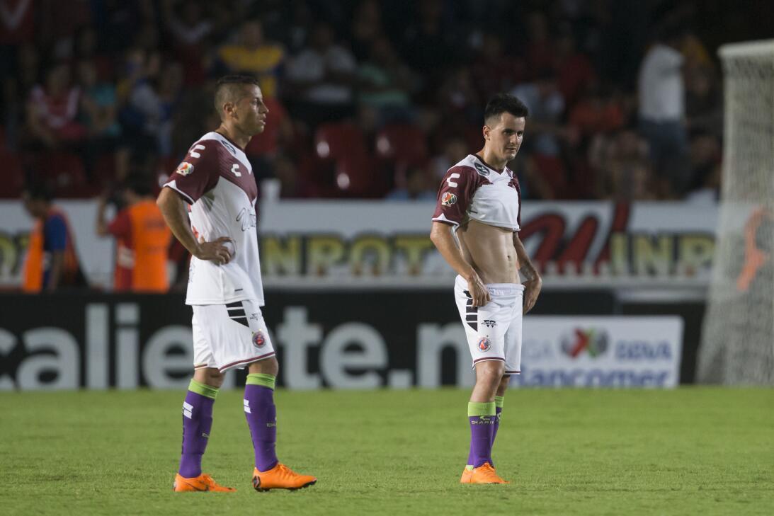 En fotos: Veracruz se niega a irse tras 13 jornadas en la Liga MX 02-ver...