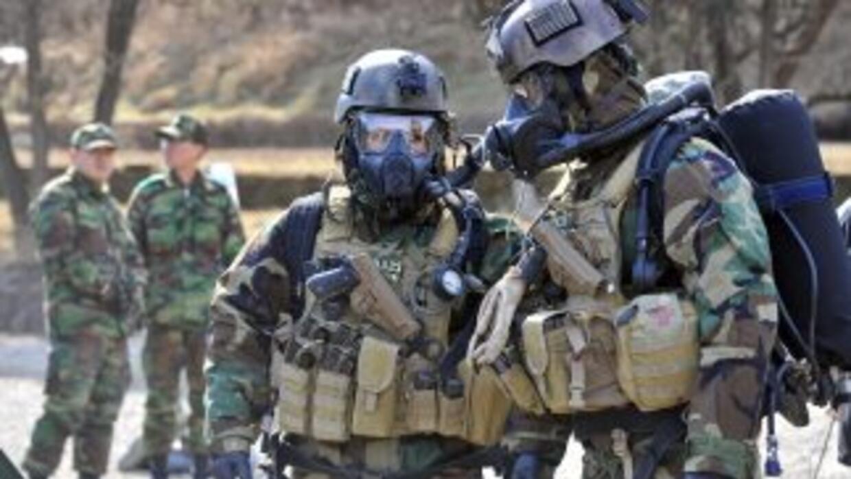 ISIS parece estar decidido en producir armas químicas