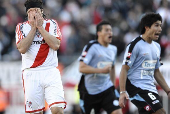 River Plate es considerado uno de los cinco grandes del fútbol argentino...