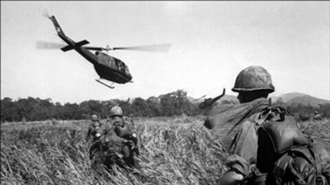 Vietnam War Trump.