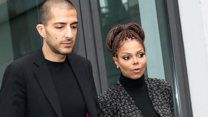 Este sería el tercer divorcio para Janet Jackson, quien el pasado enero...
