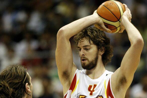 Con la selección española acumula dos medallas de oro, tre...
