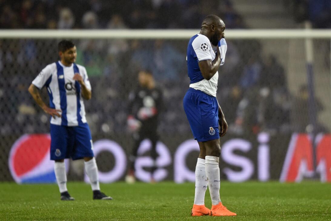 En fotos: Liverpool humilló 5-0 a Porto y deja desahuciados a los mexica...