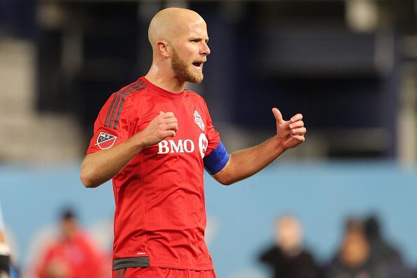 De la MLS a la Liga MX: Michael Bradley, mediocampista del Toronto FC
