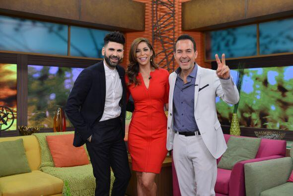 Carlos Calderón y Jomari Goyso se sumarán a Lourdes Stephe...