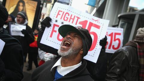 Convocan a protesta por el Día del Trabajo en Chicago