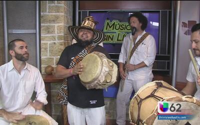 Música sin límites: música colombiana invade Austin