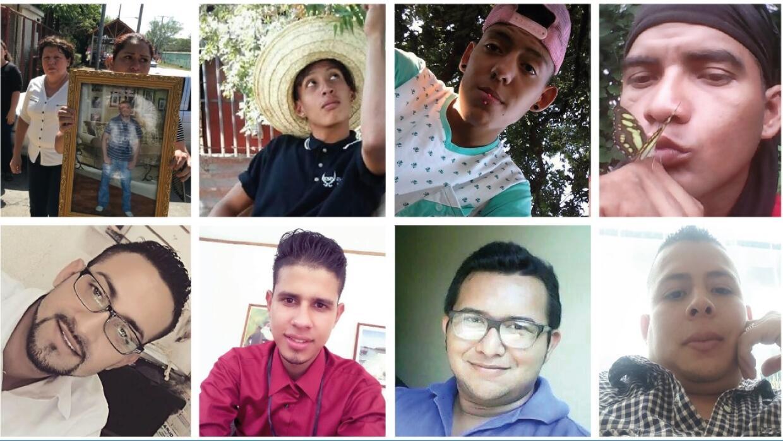 Las víctimas tras las manifestaciones en Nicaragua