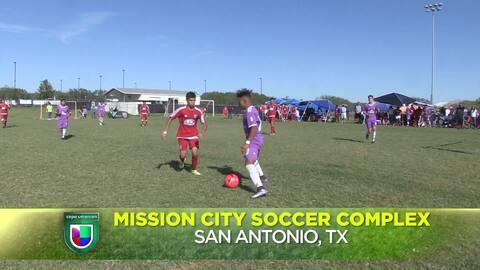 ¡Lo mejor de Copa Univision San Antonio 2016!