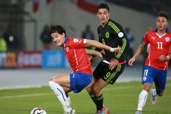 """9.- Raúl Jiménez """" El delantero mexicano volvió a mostrar nivel de selec..."""