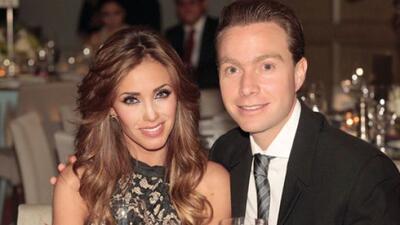 Anahí y Manuel Velasco comenzaron el año más enamorados que nunca.