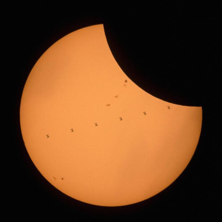 La EAI frente al eclipse.