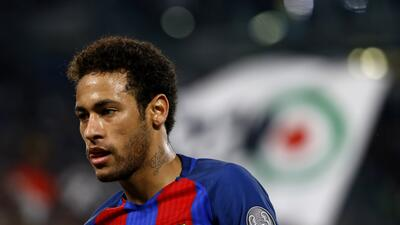 Neymar confiesa en qué otro equipo le gustaría jugar