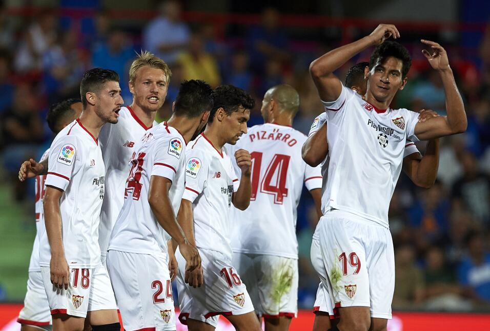 19. Sevilla F.C. (España): los andaluces invirtieron 63,85 millon...