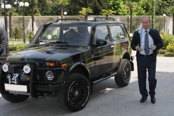 Rusia:Vladimir Putin ha sido uno de los impulsores de la industria autom...