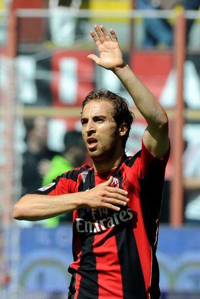 Flamini, por su parte, dedicó su gol a la afición.